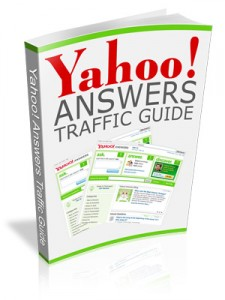 Yahoo answers guide